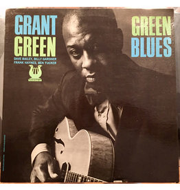(Used LP) Grant Green – Green Blues