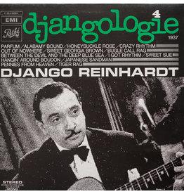 (Used LP) Django Reinhardt – Djangologie 4 (Recorded in 1937)