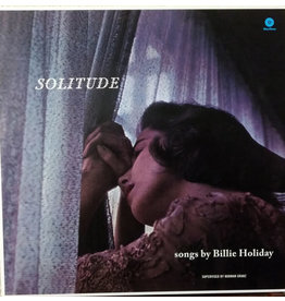 (Used LP) Billie Holiday – Solitude (2015 Wax Time Reissue)