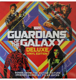 (Used LP) Soundtrack - Various – Guardians Of The Galaxy Vol 1 (2LP)