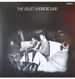 (Used LP) The Velvet Underground - Self Titled (2015 Reissue/45th Anniversary Edition))