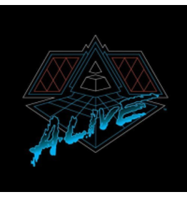 (LP) Daft Punk - Alive 2007 (2LP)