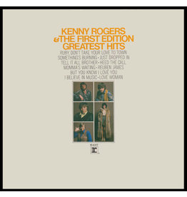 (Used LP) Kenny Rogers & The First Edition ‎– Greatest Hits