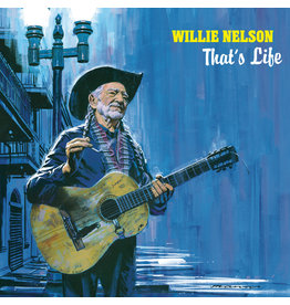 (LP) Willie Nelson - That's Life