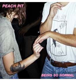 (LP) Peach Pit - Being So Normal