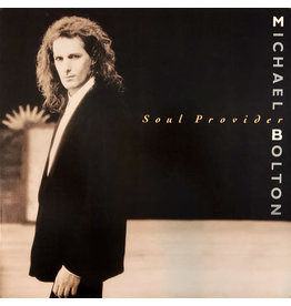 (Used LP) Michael Bolton ‎– Soul Provider