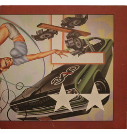 (Used LP) The Cars ‎– Heartbeat City