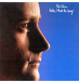 (Used LP) Phil Collins ‎– Hello, I Must Be Going