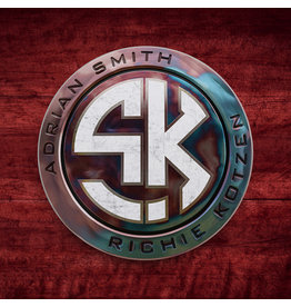 (LP) Smith/Kotzen - Smith/Kotzen (Red/Black Smoke Vinyl)