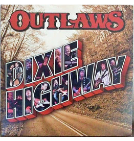 (Used LP) Outlaws ‎– Dixie Highway *SEALED COPY*