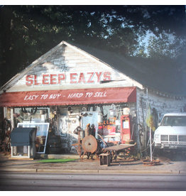 (Used LP) The Sleep Eazys ‎– Easy To Buy - Hard To Sell (Red Vinyl)