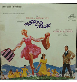 (Used LP) Soundtrack-  The Sound of Music (568)
