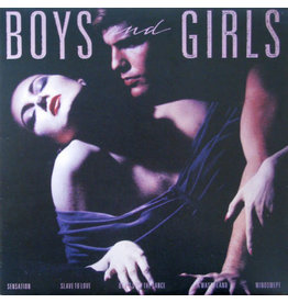 (Used LP) Bryan Ferry- Boys and Girls (568)