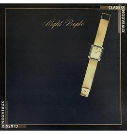 (Used LP) Classix Nouveaux- Night People (UK Press) (568)