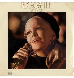 (Used LP) Peggy Lee- Let's Love (568)