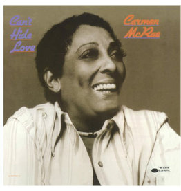 (Used LP) Carmen McRae- Can't Hide Love (568)