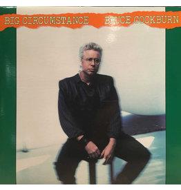 (Used LP) Bruce Cockburn- Big Circumstance (568)