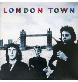 (Used LP) Wings- London Town (568)