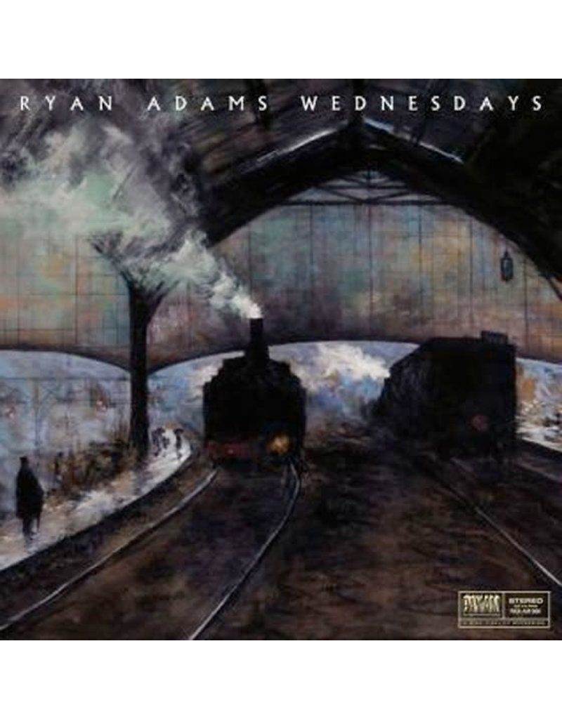 PAX AM (CD) Ryan Adams - Wednesdays