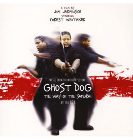 36 Chambers (LP) Rza - Ghost Dog: The Way Of The Samurai O.S.T. (black vinyl)
