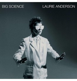 (LP) Laurie Anderson - Big Science (2021 Reissue)