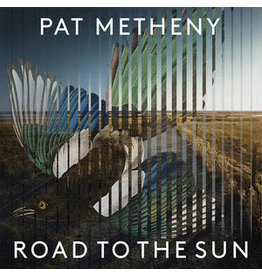 (LP) Pat Metheny - Road To The Sun