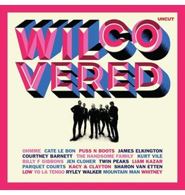 (LP) Various - Wilcovered (2LP/Curated by Jeff Tweedy) *Regular Black Edition*