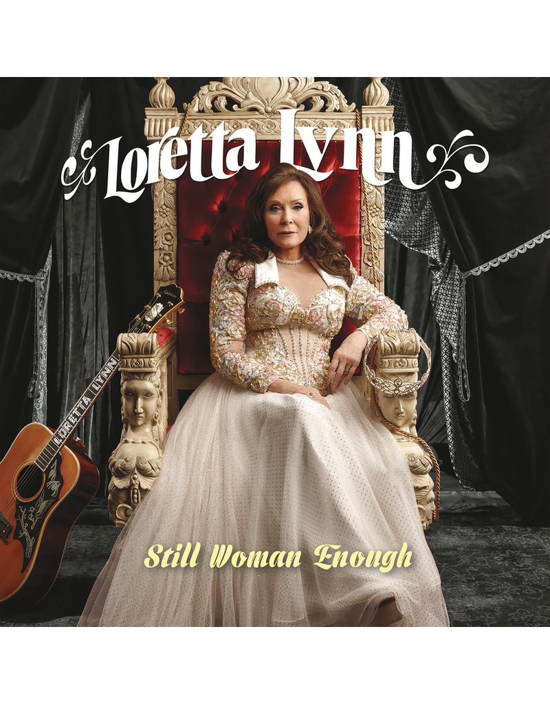 Legacy (LP) Loretta Lynn - Still Woman Enough
