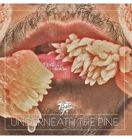 Carpark (LP) Toro y Moi - Underneath The Pine (Desert Sun Splatter Vinyl)