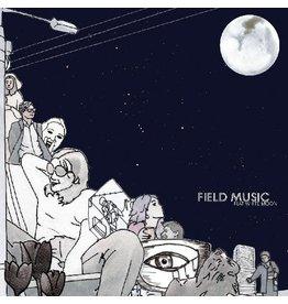 (LP) Field Music - Flat White Moon (Indie Clear vinyl)