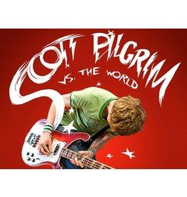 ABKCO (LP) Soundtrack - Scott Pilgrim Vs the World (colour/Ramona Flowers Edition)