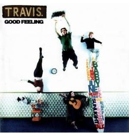 Concord Jazz (LP) Travis - Good Feeling (2021 Reissue)