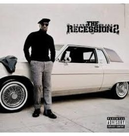 (LP) Jeezy - The Recession (2LP)