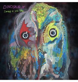 (LP) Dinosaur Jr - Sweep It Into Space (Standard Black Edition)