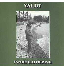 (Used LP) Valdy ‎– Family Gathering