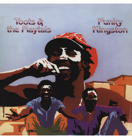 (LP) Toots & The Maytals - Funky Kingston