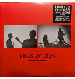 (LP) Kings Of Leon - When You See (Indie Cream Coloured Vinyl)