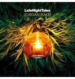 Late Night Tales (LP) Jordan Rakei - Late Night Tales (2LP)