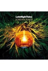 Late Night Tales (CD) Jordan Rakei - Late Night Tales