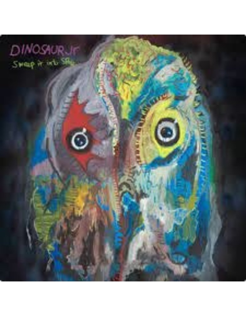 (CD) Dinosaur Jr. - Sweep It Into Space
