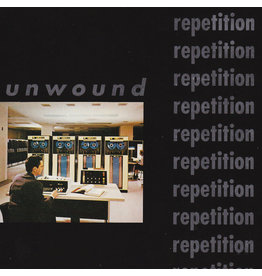 (LP) Unwound - Repetition (Grey Marble)