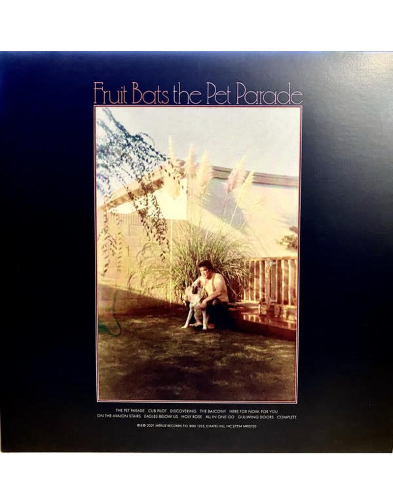 (LP) Fruit Bats - The Pet Parade (Standard)