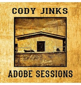 Ruby Red Recordings (LP) Cody Jinks - Adobe Sessions (Gold)