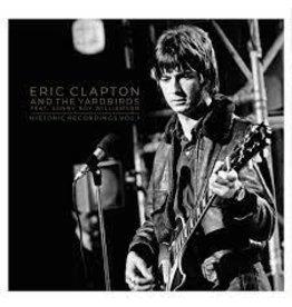 Let Them Eat Vinyl (LP) Eric Clapton - Historic Recordings Vol. 1 (2LP)