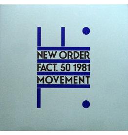 Rhino UK (LP) New Order - Movement (180g-UK edition)