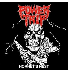 "(LP) Power Trip - Hornet's Nest ( 7"" picture disc-flexi)"