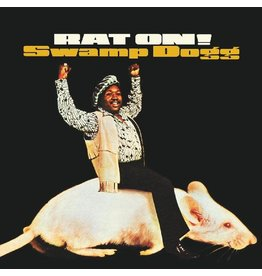 (LP) Swamp Dogg - Rat On! (Clear Blue Vinyl Edition)