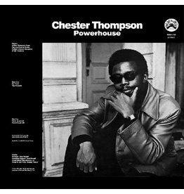 (LP) Chester Thompson - Powerhouse (Indie: Orange Vinyl, Remastered)