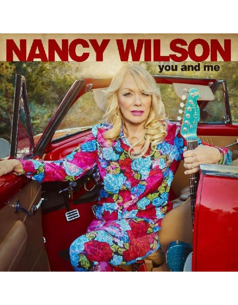 Carry On Music (CD) Nancy Wilson - You and Me