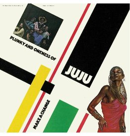 Strut (LP) Plunky & Oneness Of Juju - Make A Change